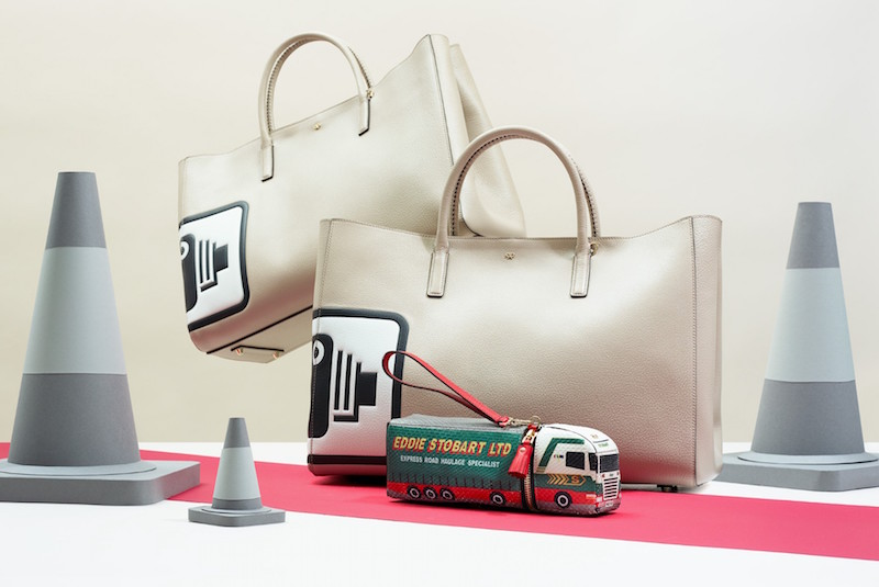 Anya Hindmarch Speed Camera Maxi Featherweight Ebury Tote