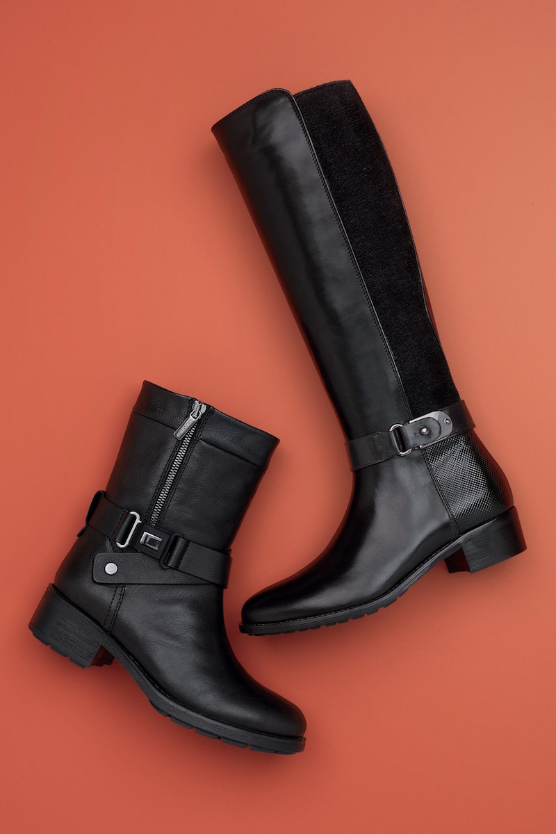 Aquatalia Olita Weatherproof Riding Boot