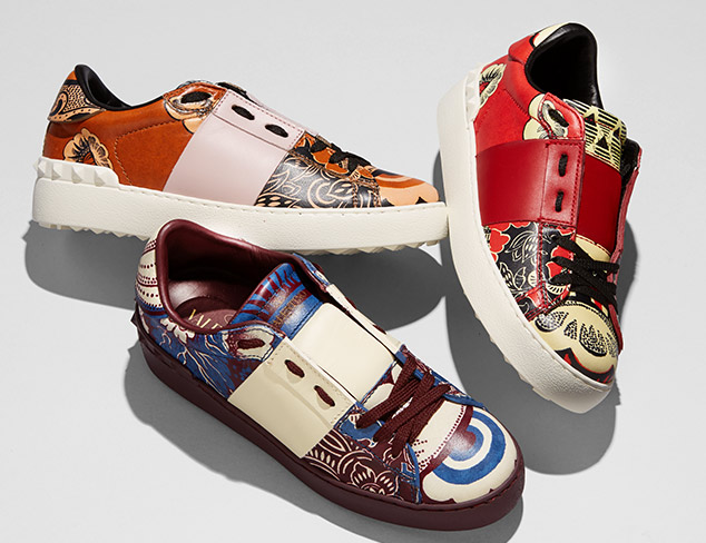 Beyond the Gym Fashion Sneakers at MYHABIT