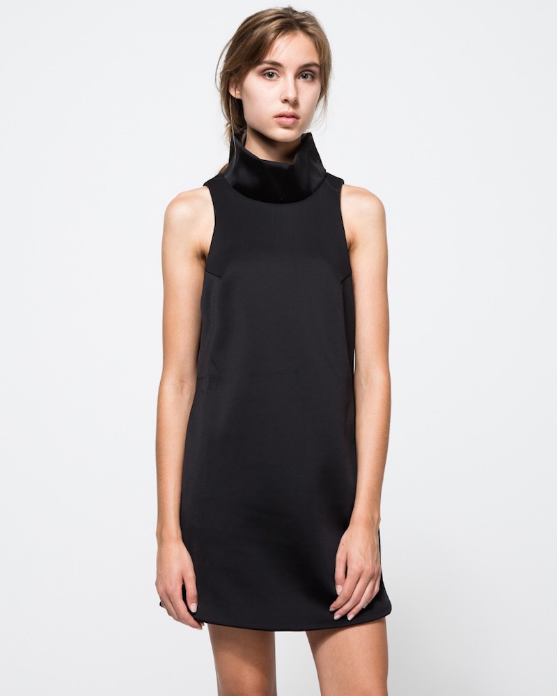 C/MEO COLLECTIVE Bounce Back Dress