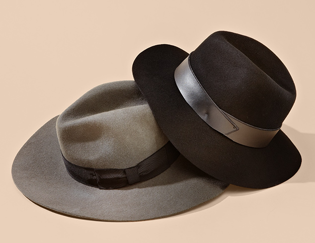 Chic Hats feat. Gottex at MYHABIT