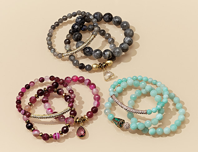 Devoted Bracelets at MYHABIT