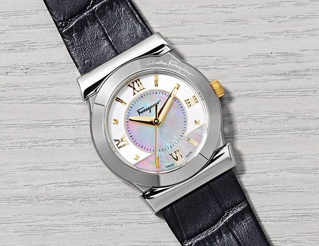 Ferragamo & More Watches at MYHABIT