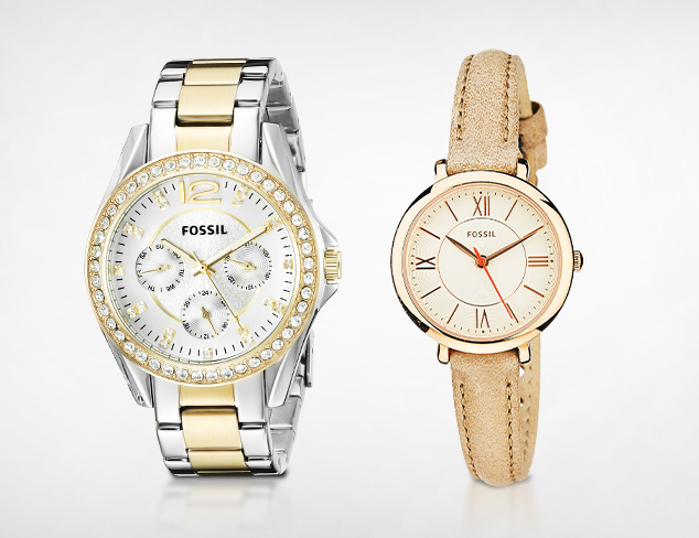 Fossil Watches at MYHABIT