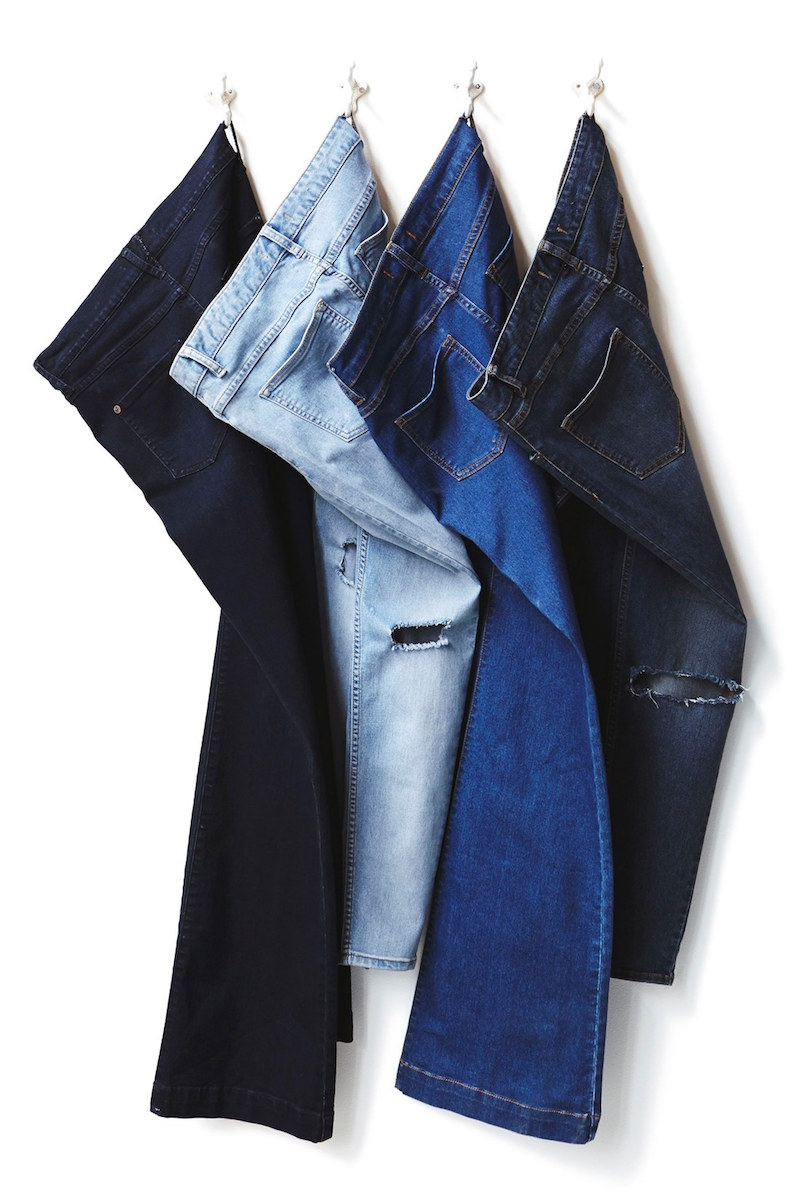 Free People Destroyed Skinny Jeans