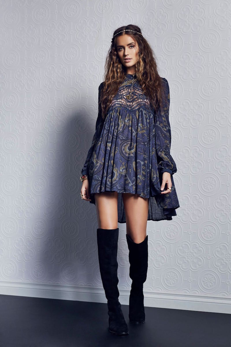 Free People Sweet Thing Tunic