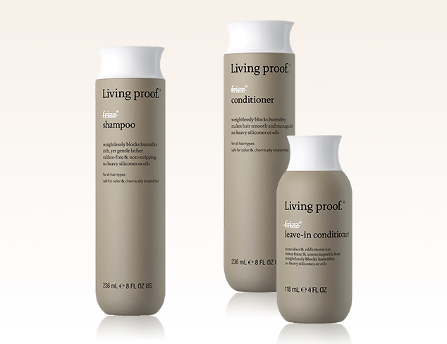 Haircare All Stars feat. Living Proof at MYHABIT