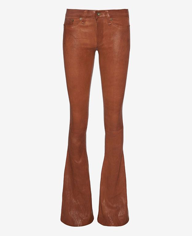 INTERMIX Exclusive rag & bone JEAN Leather Bell