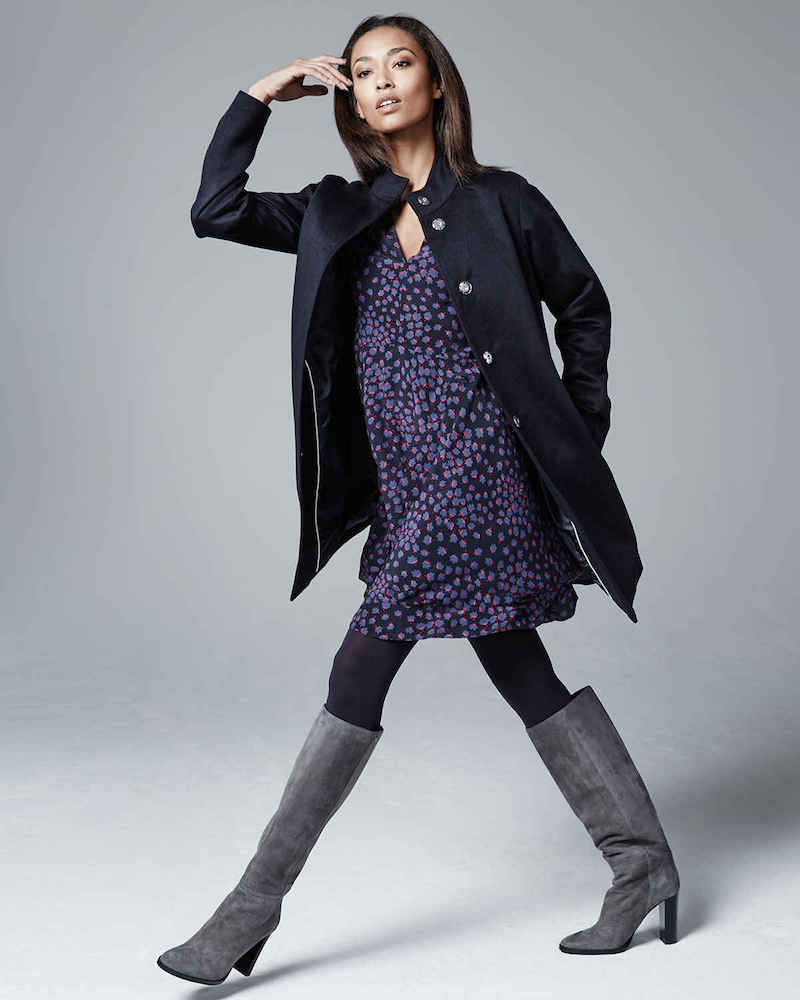 Jane Post Cashmere 3-in-1 Raincoat