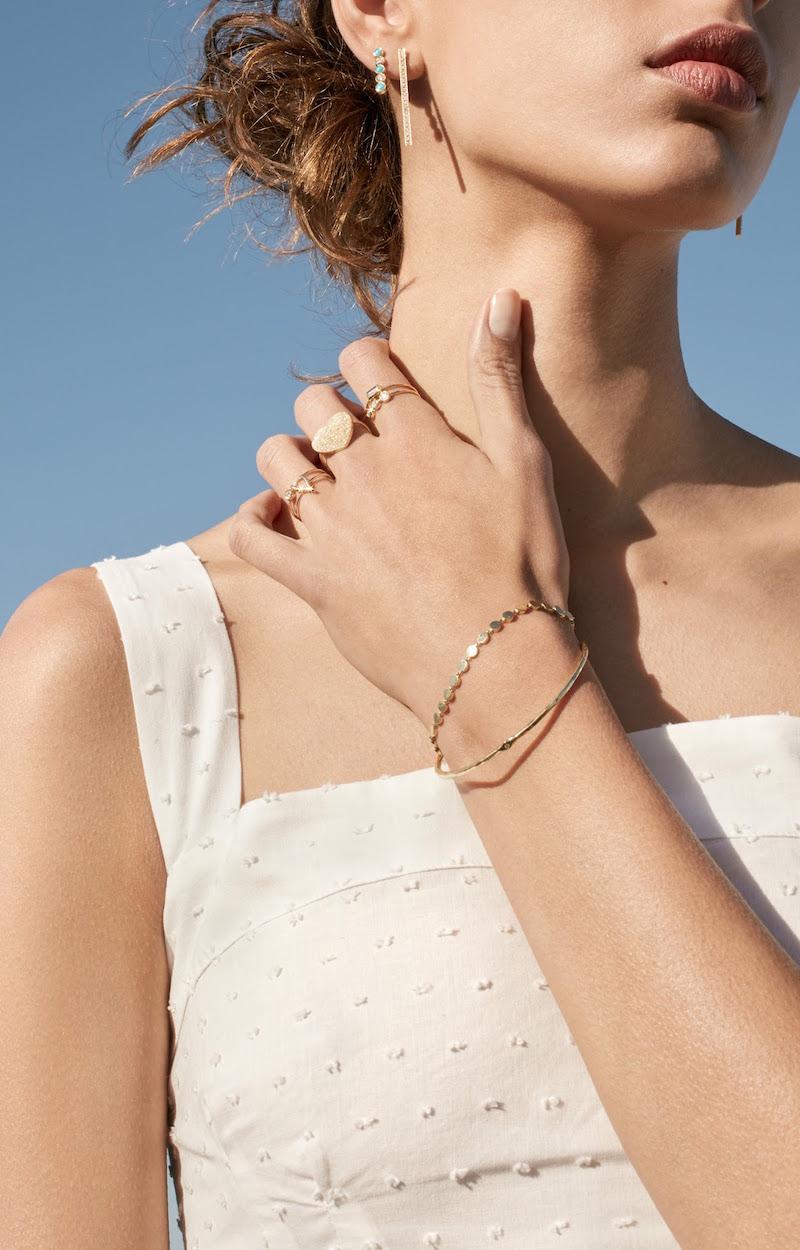 Jennifer Meyer Chain Bracelet