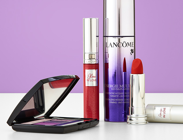 Lancôme, Clarins & More at MYHABIT