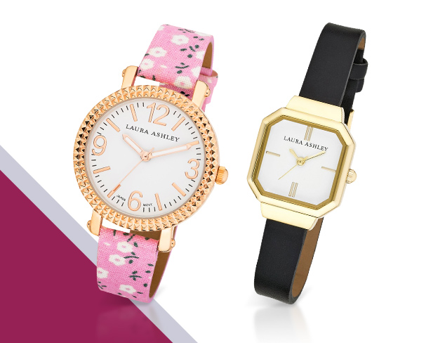 Laura Ashley Watches & Sunglasses at MYHABIT