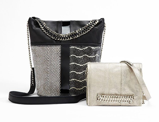 Leather Luxuries Handbags at MYHABIT