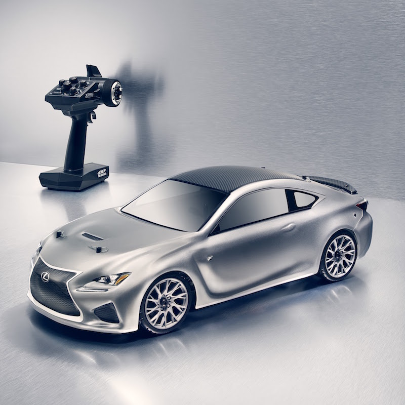 Lexus RC F Remote Control Car