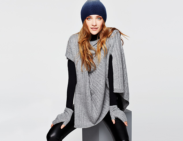 Luxury Cashmere at MYHABIT