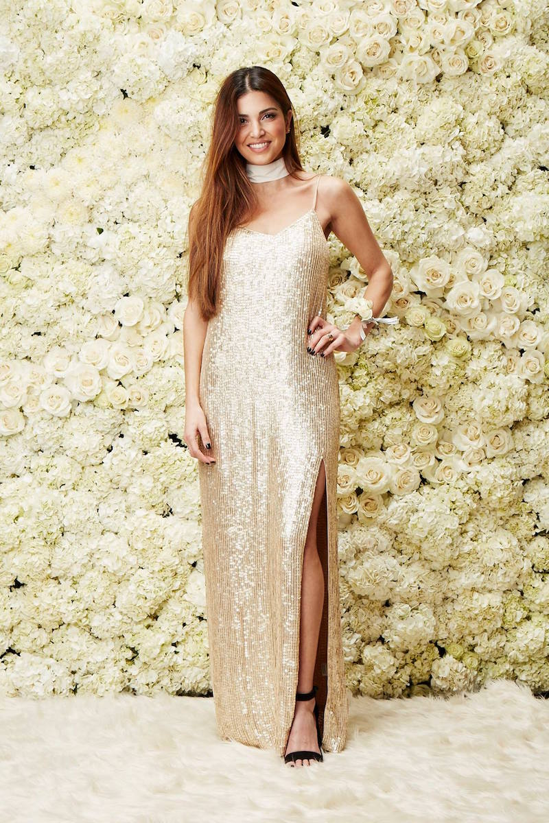 MLV London Sequin Maxi Dress