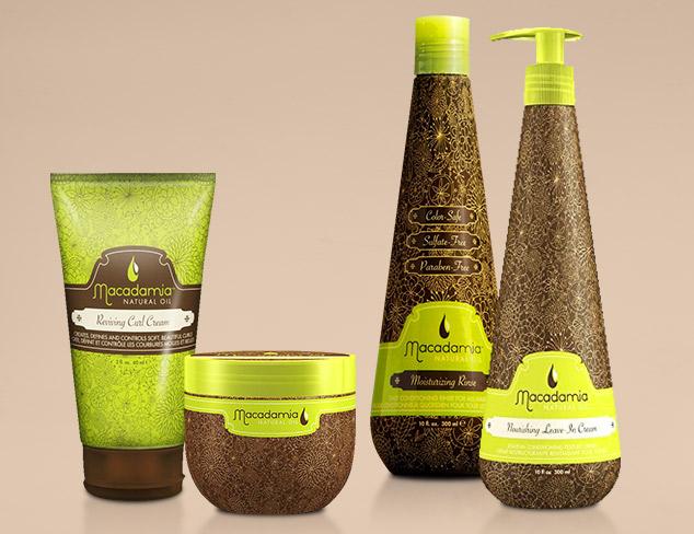 Macadamia Natural Oil at MYHABIT