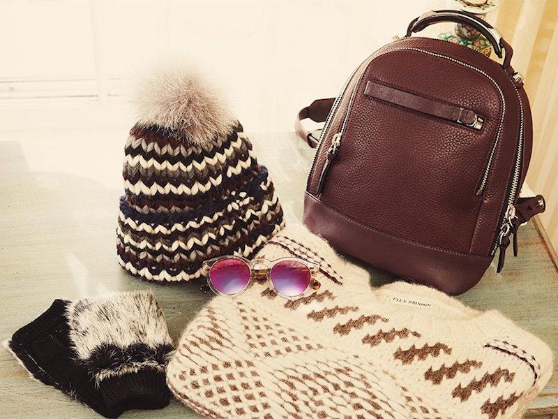 Mackage Croydon Mini Backpack