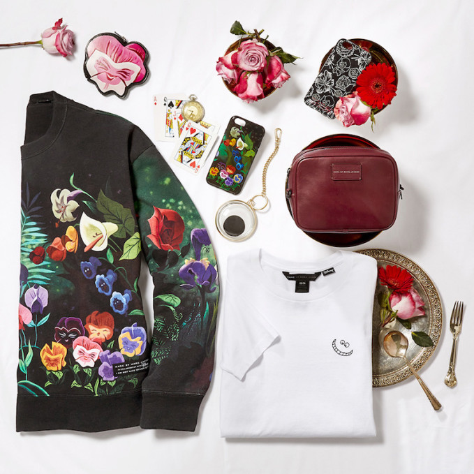 Marc by Marc Jacobs x Disney Cheshire Cat Tee