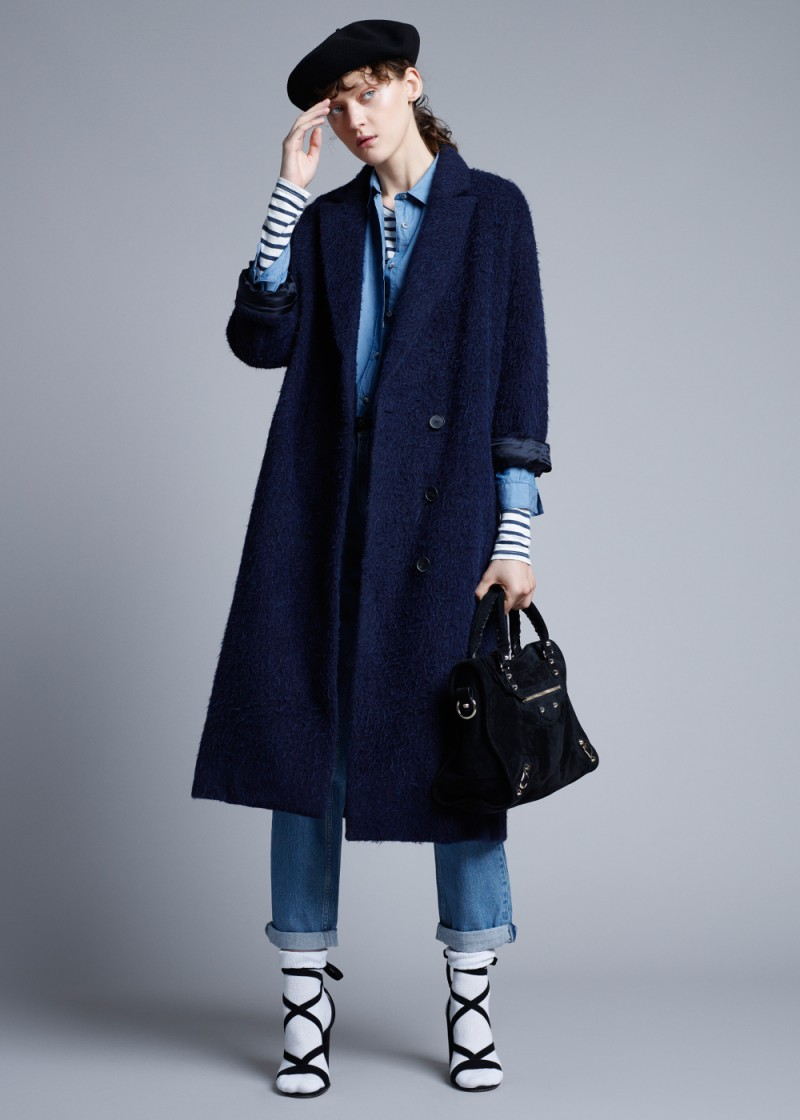 MiH Jeans Tomboy Overcoat