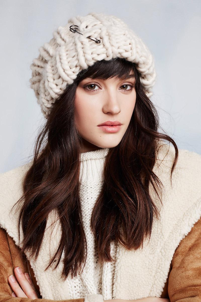 Milla Knit Beanie