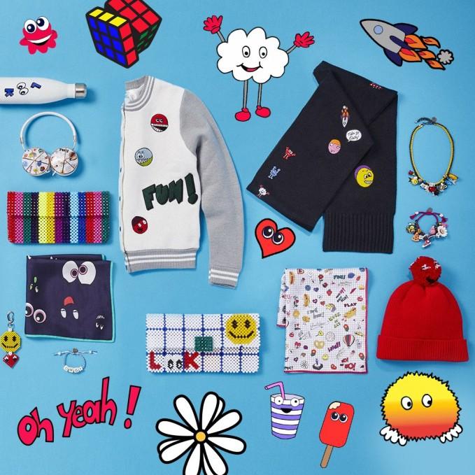 Mira Mikati Holiday 2015 Collection