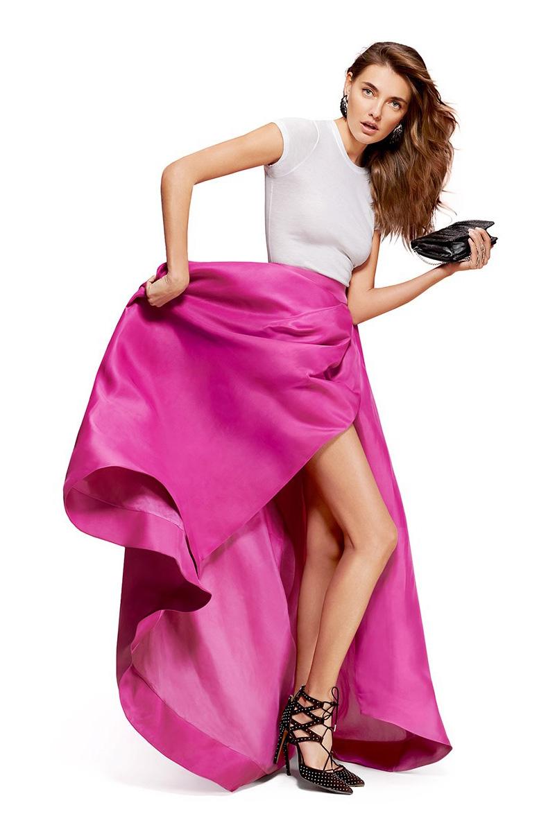 Monique Lhuillier Ball Skirt