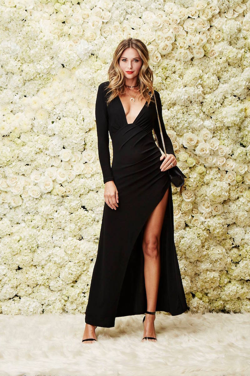 NBD x REVOLVE Own The Night Maxi Dress
