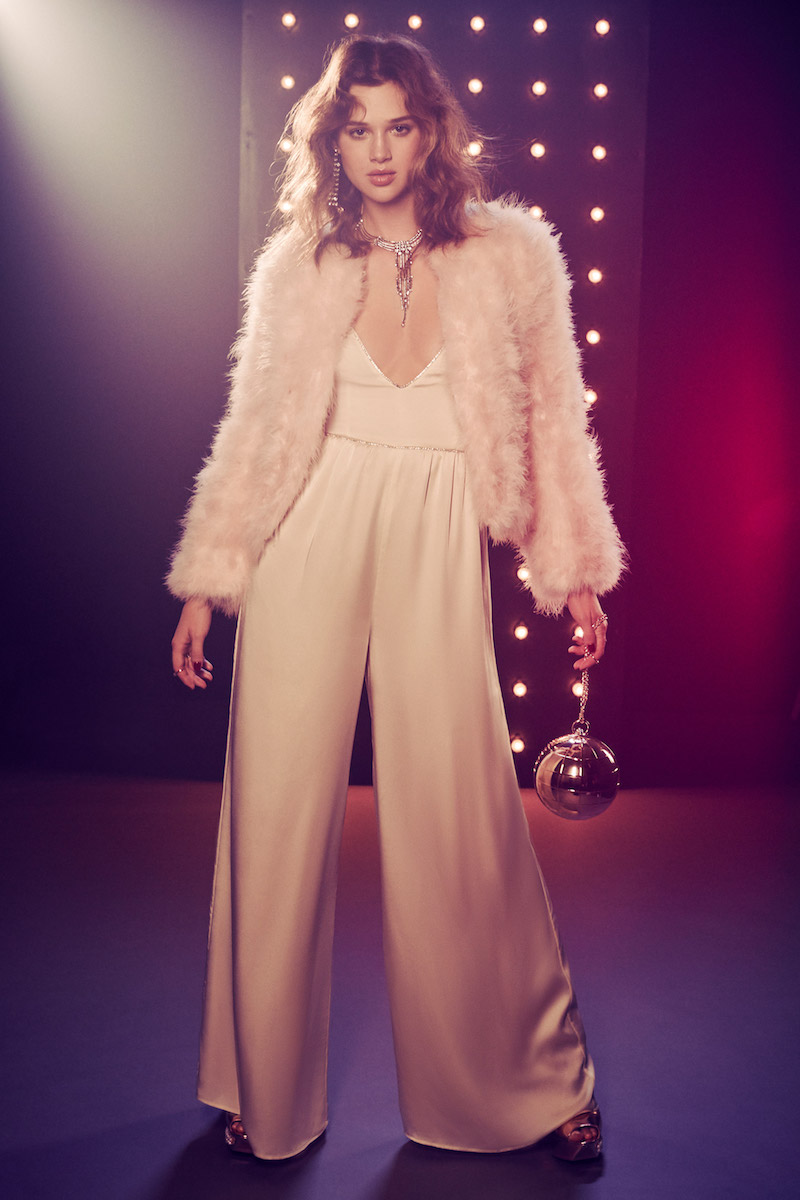 Nasty Gal Dakota Diamante Jumpsuit
