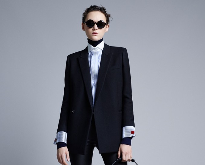 Nina Ricci Fine Merino Turtleneck Sweater