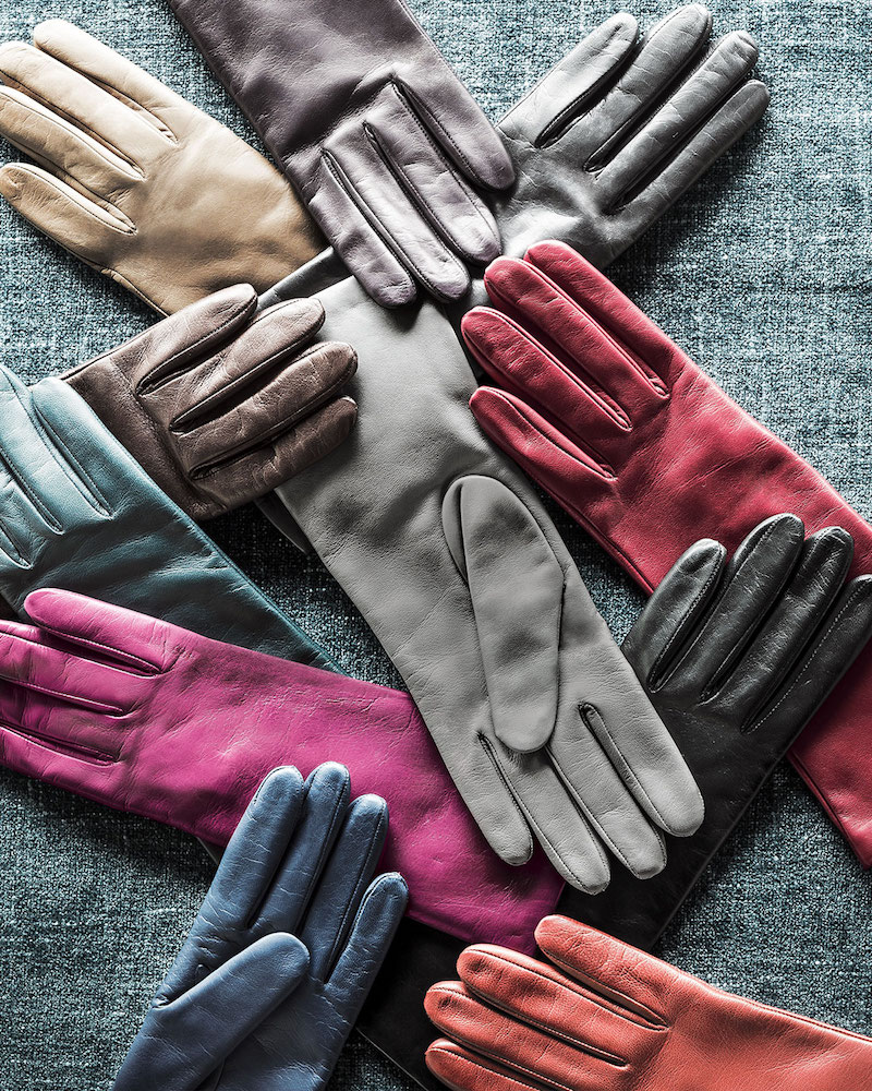 Portolano Napa Leather Gloves