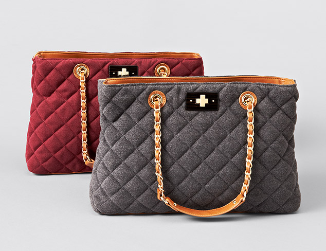 SOCIETY NEW YORK Handbags & Wallets at MYHABIT