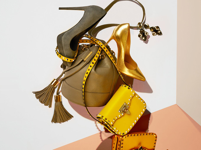 See By Chloé Vicki Tassel Bucket Bag