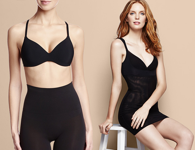Shapewear feat. Spanx, dMondaine & More at MYHABIT