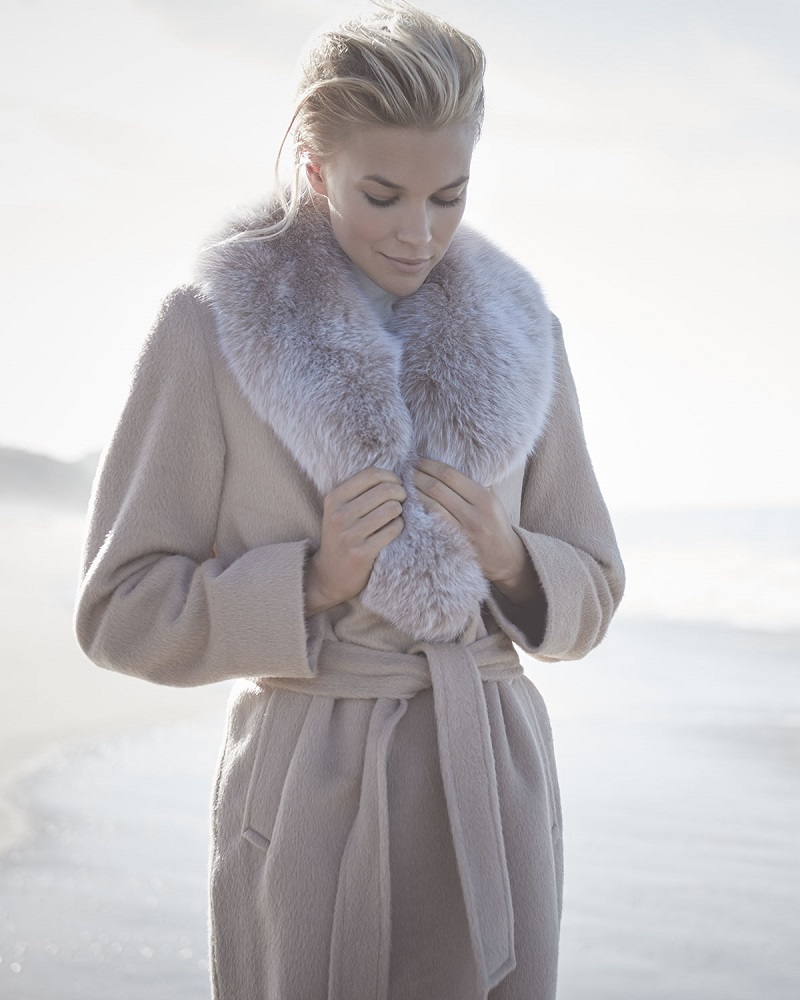 Turn the Tide: Special Collections Fur & Faux Fur for Fall/Winter ...
