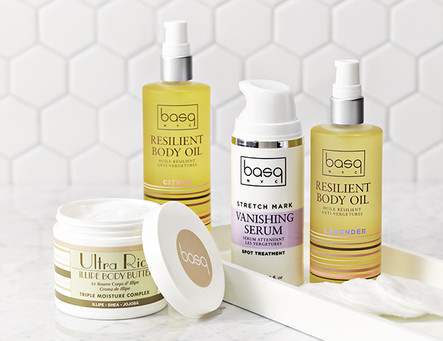 Soft & Smooth Skincare feat. Basq at MYHABIT