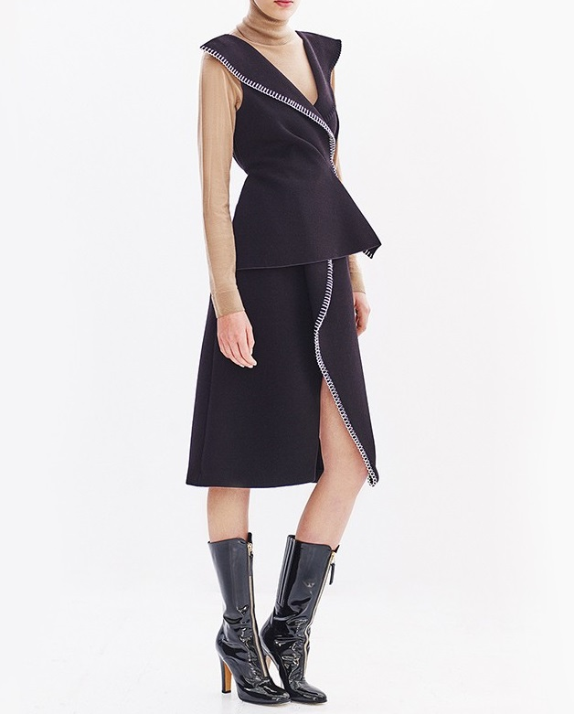 Sportmax Clan dress