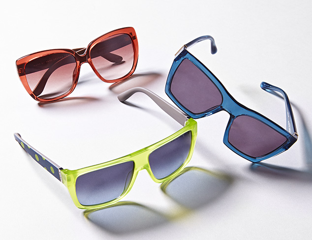 Sunglasses feat. Marc by Marc Jacobs at MYHABIT