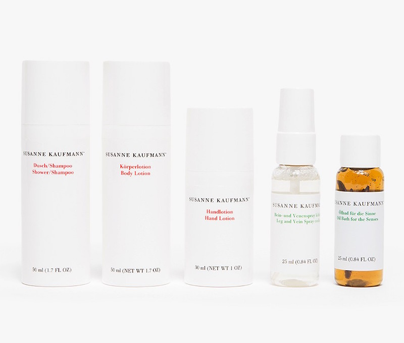 Susanne Kaufmann Travel Kit Body