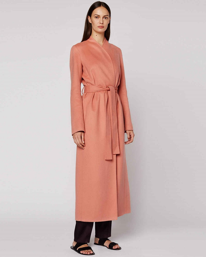 THE ROW Belton Long-Lean Coat