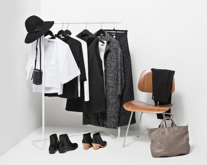 The Minimalist's Wardrobe for Fall 2015