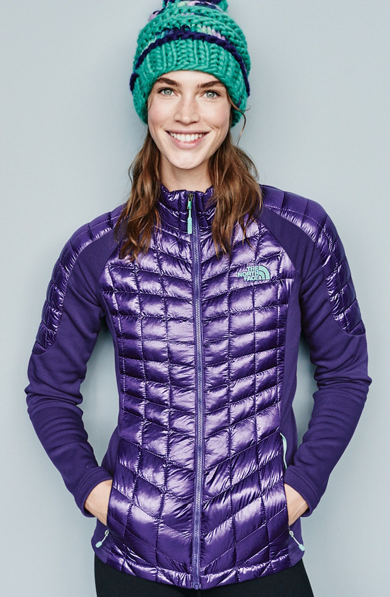 The North Face Momentum Thermoball Hybrid Jacket