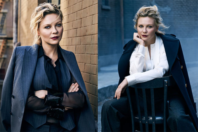 The Reluctant Star Kirsten Dunst for The EDIT_1