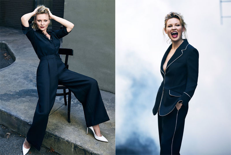 The Reluctant Star Kirsten Dunst for The EDIT_2