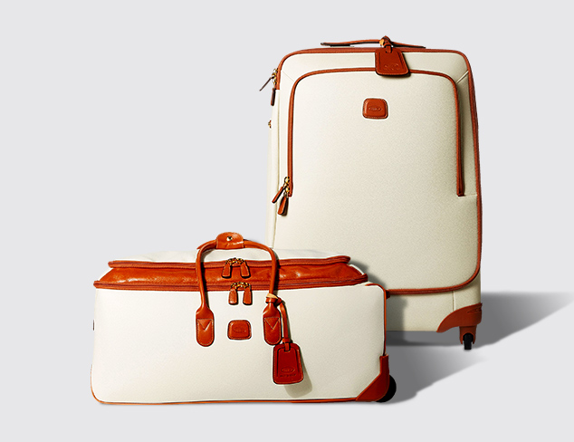 The Stylish Traveler Luggage & Bags at MYHABIT