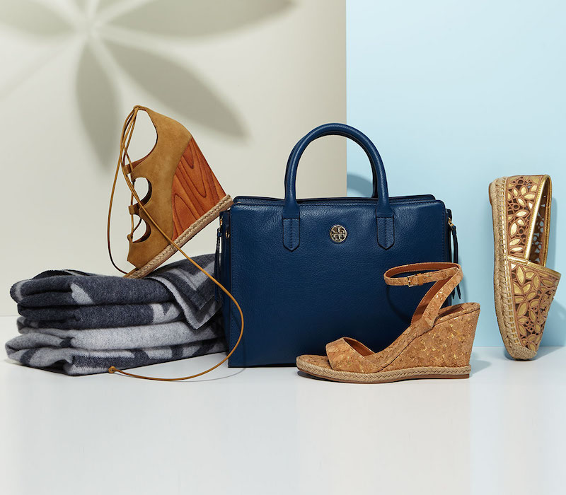 Tory Burch Brody Small Leather Tote Bag