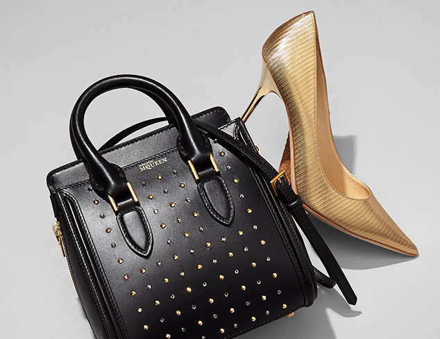Treat Yourself Designer Shoes & Bags at MYHABIT