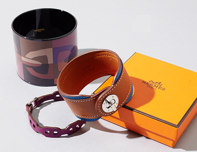 Treat Yourself Jewelry feat. Hermès at MYHABIT