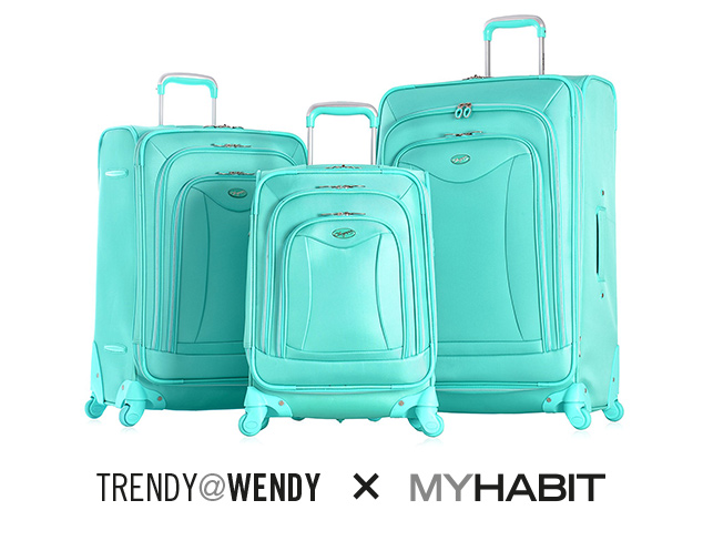 Trendy@Wendy Travel in Style at MYHABIT