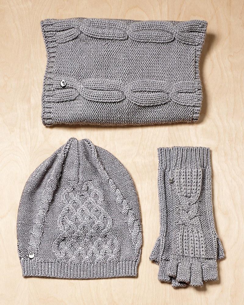 UGG Australia Isla Metallic Knit Beanie